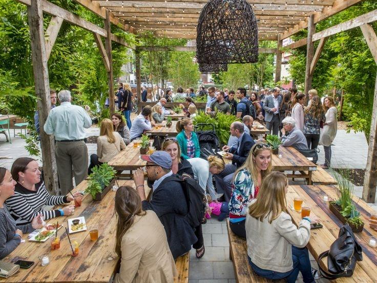 boston beer garden Luxury 55 best outdoor dining beer gardens images on Pinterest