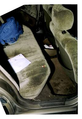 Adnan's Car, First Search, Interior, Rear, Jeans