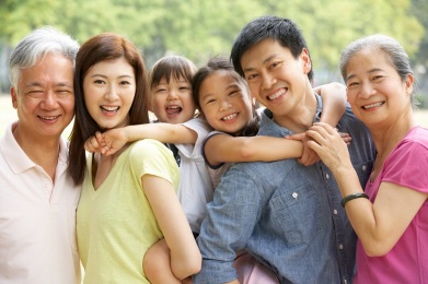 One-Child-Policy-Family