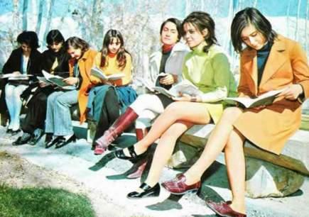 iran late1960s